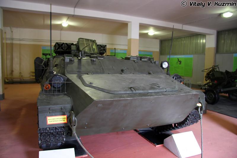 БМ 9А34М ЗРК 9К35М Стрела-10М (9A34M TEALR of 9K35M Strela-10M)