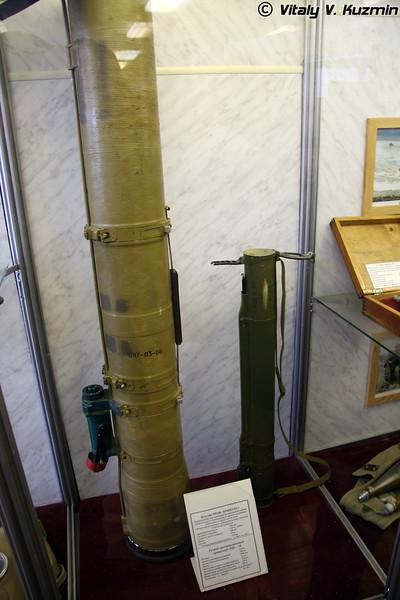 9М113 Конкурс и РПГ-18 (9M113 Konkurs and RPG-18)