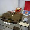 Личные вещи мл. сержанта Лёвушкина В.А.