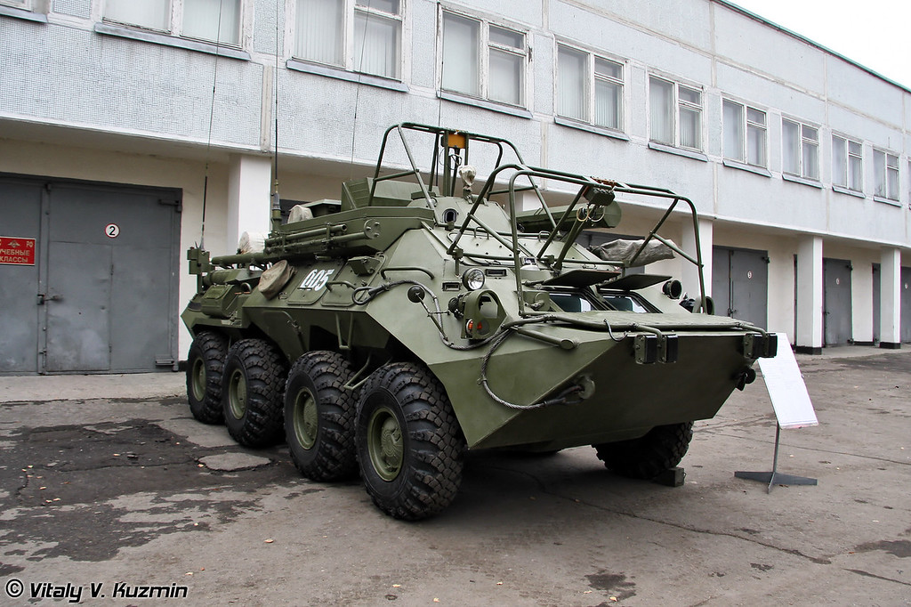 Радиостанция Р-166-0,5 (R-166-0,5 radiostation)
