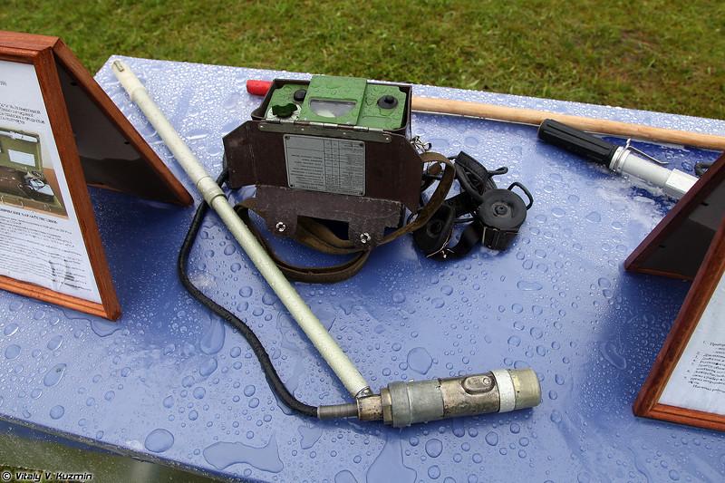 Измеритель мощности дозы ДП-5В (DP-5V radiation dose measuring device)