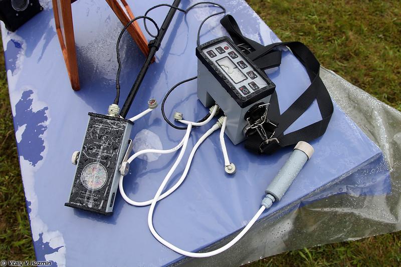 Измеритель мощности дозы ИМД-7НС (IMD-7NS radiation dose measuring device)