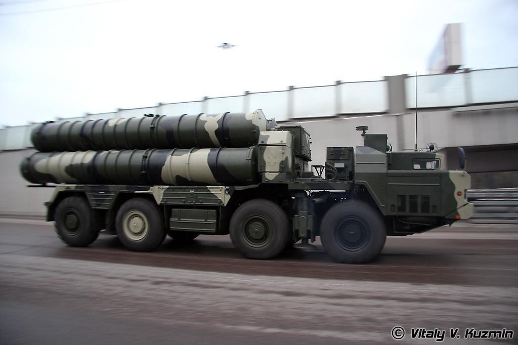 ПУ С-300 (S-300)