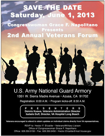 2ND ANNY VETS FORUM