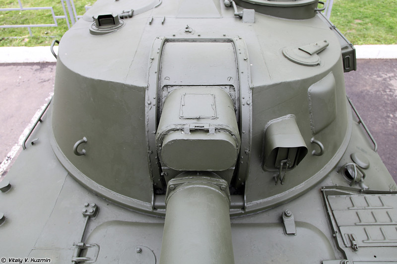 122-мм самоходная гаубица 2С1 Гвоздика (122mm self-propelled howitzer 2S1 Gvozdika)