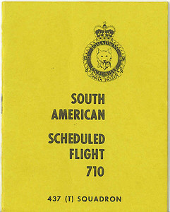 SOUTH AMERICAN FLIGHT