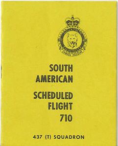 SOUTH AMERICAN FLIGHT