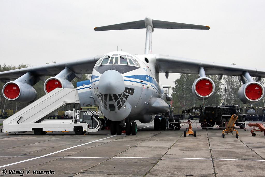 Ил-78М (IL-78M)