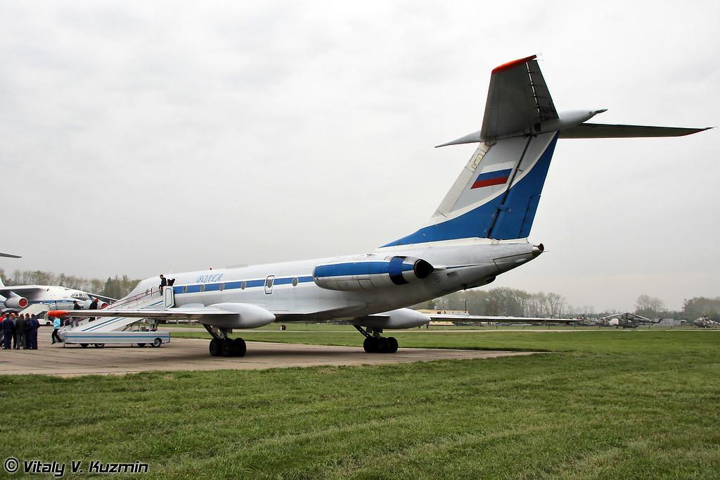 Ту-134УБЛ (Tu-134UBL)