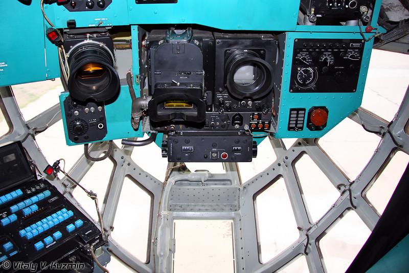 Кабина Ил-78 (IL-78 cockpit)