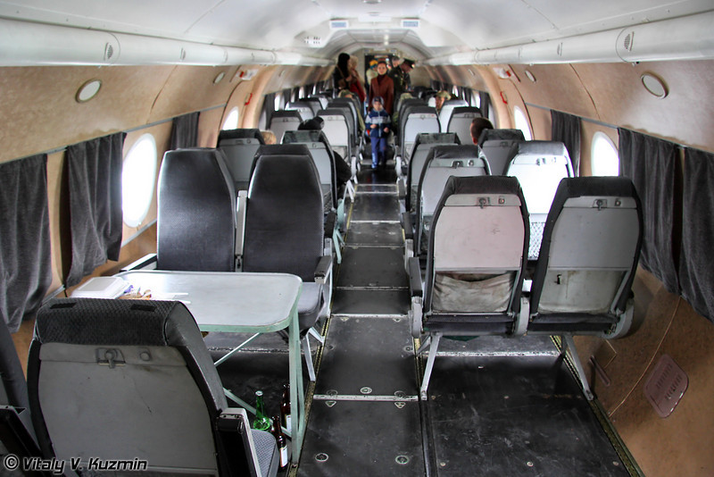 Салон (Passenger cabin)