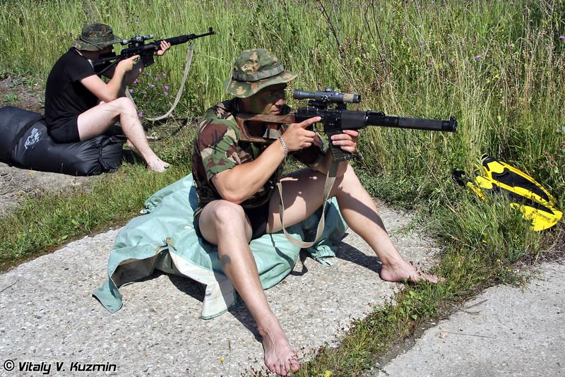 Разведгруппа 45-го отдельного гвардейского полка специального назначения (Reconnaissance group of 45th Separate Guards Special Purpose Regiment)