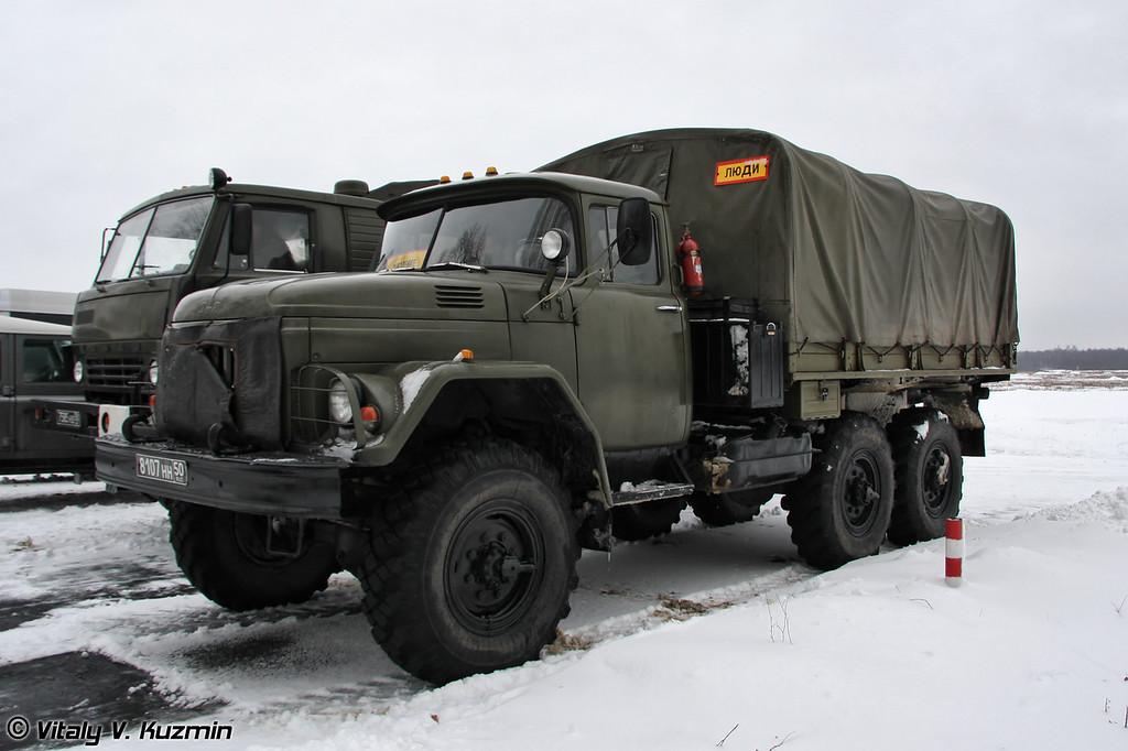 ЗИЛ-131 (ZIL-131)