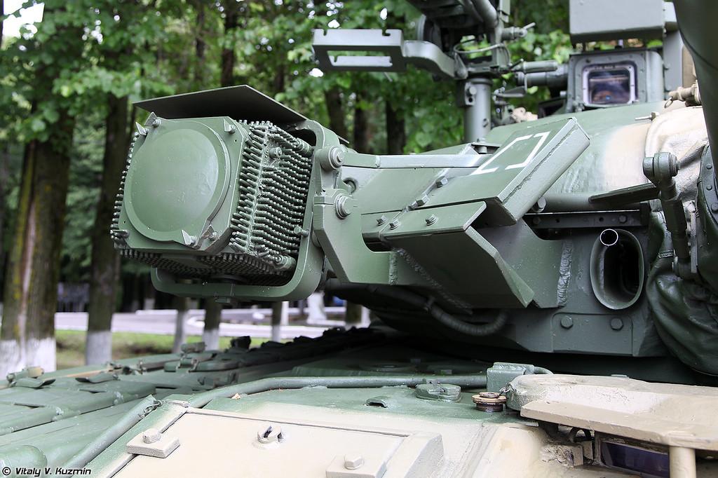 Танк Т-80УК (T-80UK main battle tank)