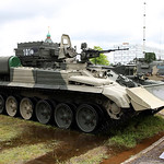 ????????????? ????????-????????????? ?????? ????-1 (BREM-1 armored recovery vehicle)