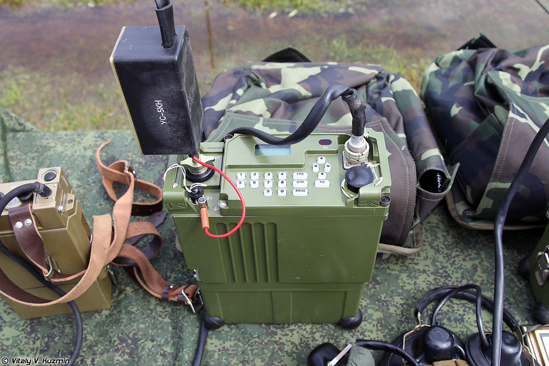 Радиостанция Р-168-5КН-К (R-168-5KN-K radio)