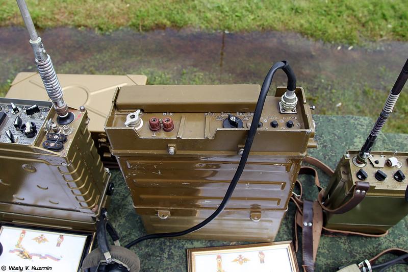 Радиостанция Р-159М (R-159M radio)