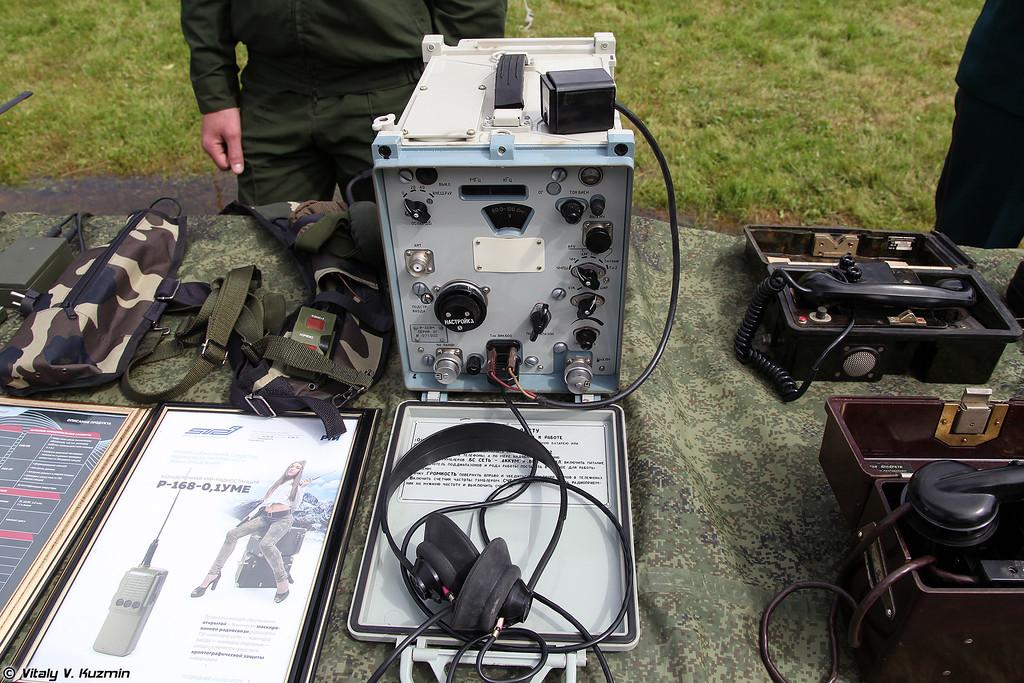 Радиоприёмник радиотехнической разведки Р-323М (R-323M receiver)