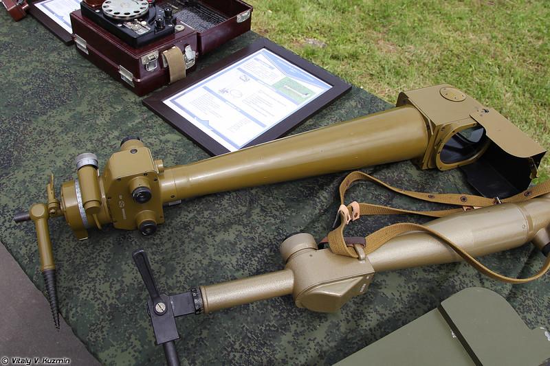 Перископ большого увеличения ПБУ (PBU observation device)