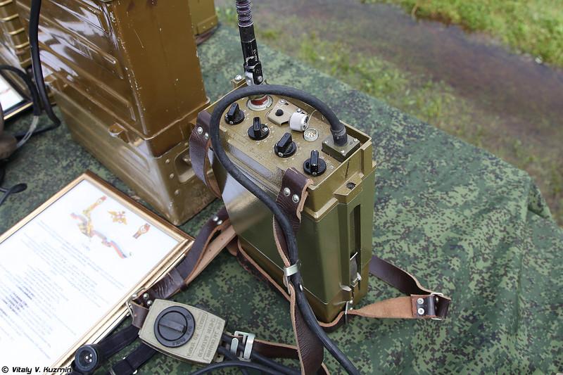 Радиостанция Р-158 (R-158 radio)