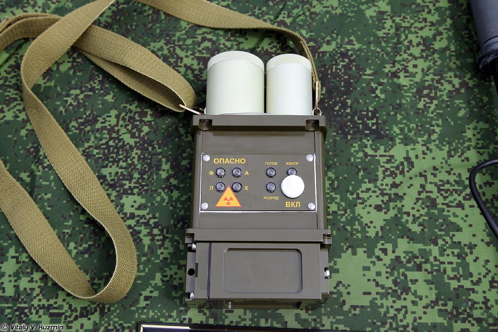 Газосигнализатор автоматический ГСА-3 (GSA-3 gas detector)