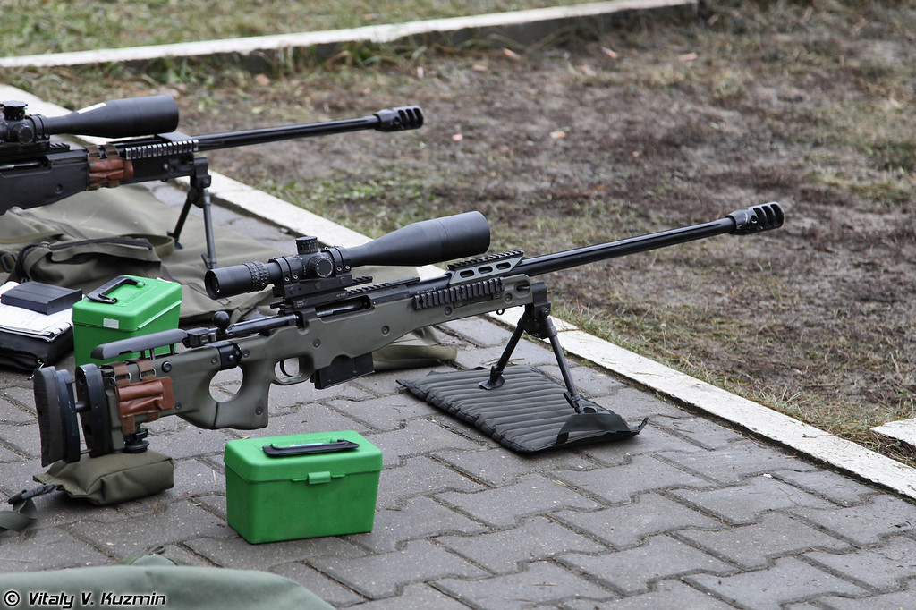 Accuracy International AW .338 LM