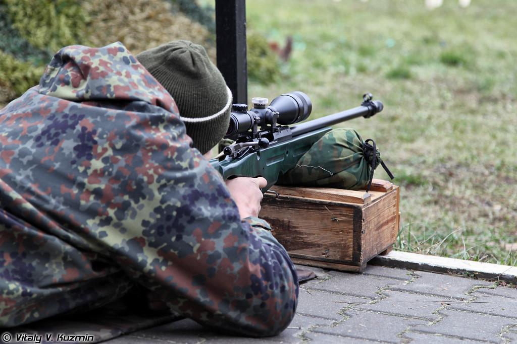 СВ-98 (SV-98 rifle)