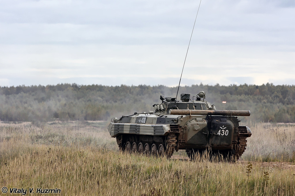 БМП-2 4-й гвардейской Кантемировской танковой дивизии (BMP-2 IFV of 4th Guards Kantemirovskaya Tank Division)