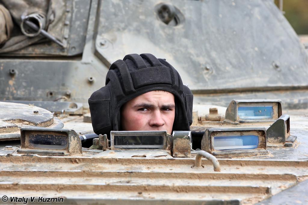 Механик-водитель БМП-2 (BMP-2 driver)