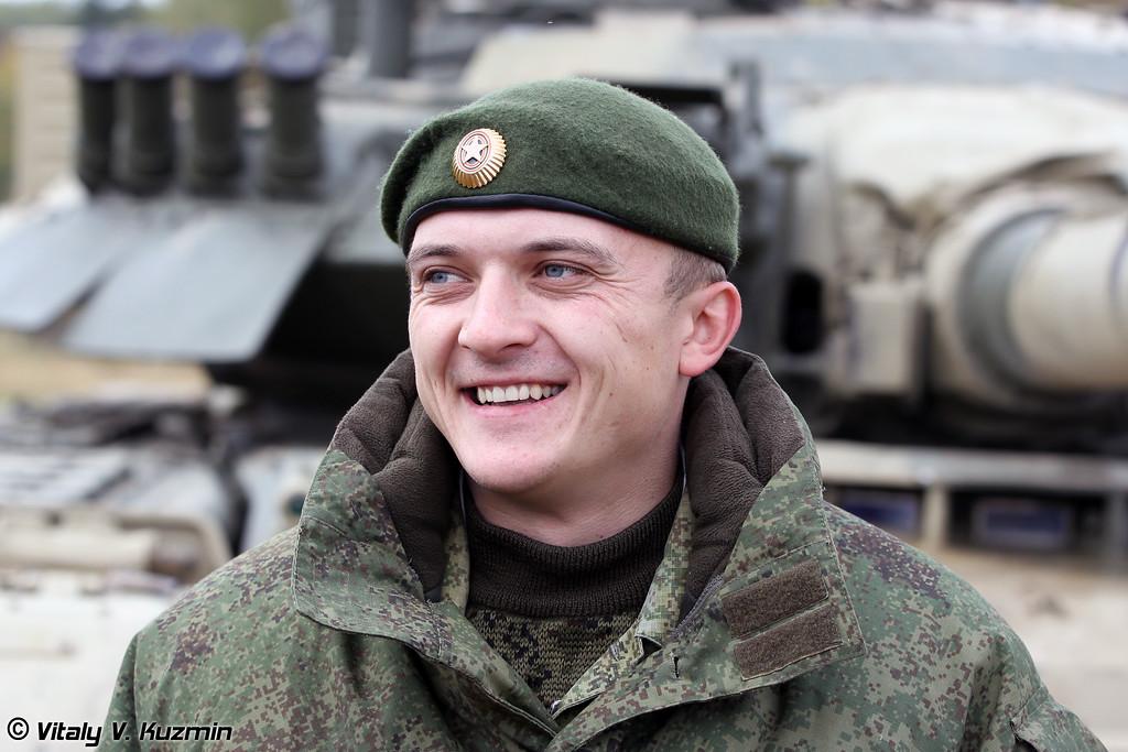 Командир танкового взвода (Tank platoon commander)