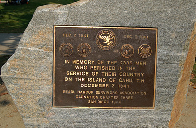 New Memorial to Pearl Harbor Victims