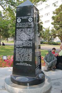 San Diego Aircraft Carrier Memorial
