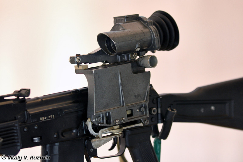 Унифицированный стрелковый прицел УСП-1 1П29 (Unified shooting sight USP-1 1P29)