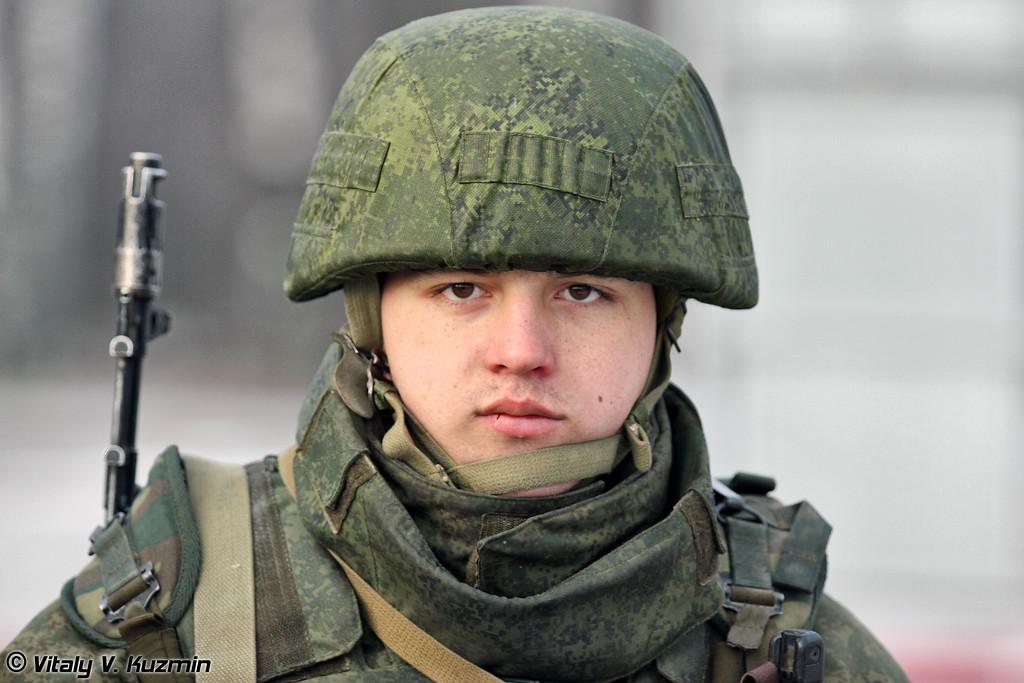 Обучение вновь прибывшего пополнения в 51-м ПДП 106 ВДД (Recruits training in 51st Airborne Regiment 106th Airborne Division)