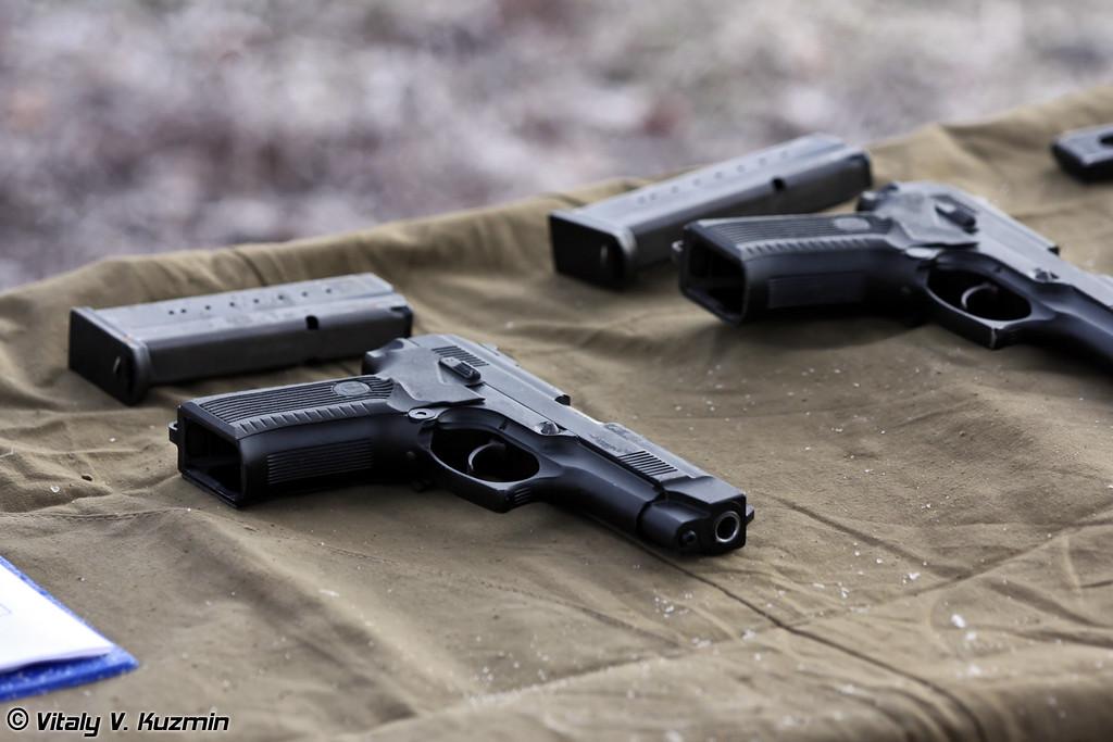 ПЯ (Yarigin pistol PYa)