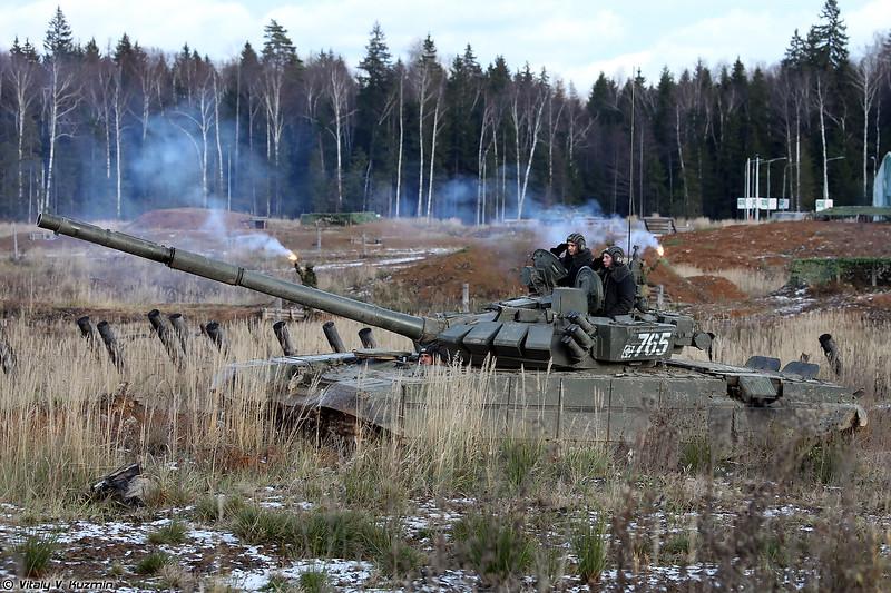 Танк Т-72Б3 УБХ / Т-72Б3 образца 2016 г. (T-72B3 UBKh / T-72B3 mod. 2016)