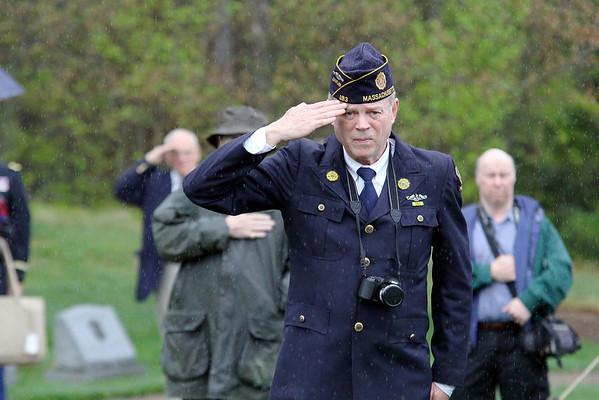 70th Anniversary of the Battle of the Bulge Ceremony