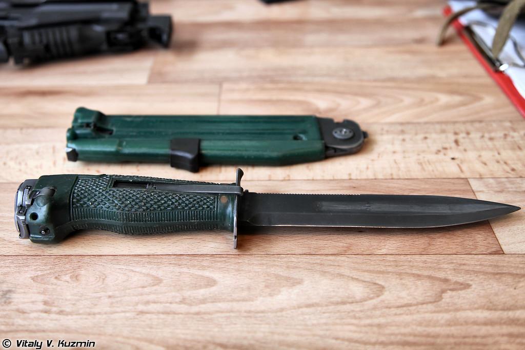 Нож разведчика НРС-2 (NRS-2 knife)