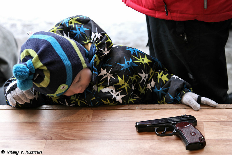 ПМ (PM pistol)