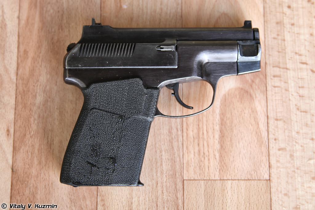 7,62-мм бесшумный пистолет ПСС (PSS pistol)