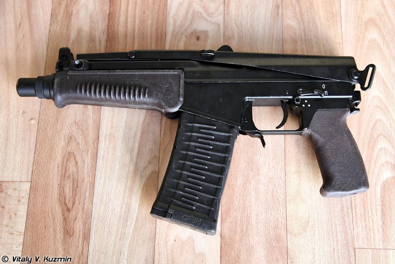 9-мм малогабаритный автомат СР-3 (SR-3)