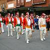 Elizabethton Army National Gaurd Parade 10/10/08 10-10-08 family friends