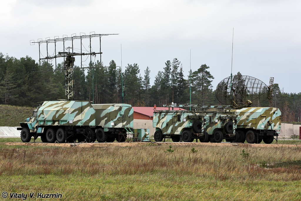 РЛС П-18 (P-18 radar)