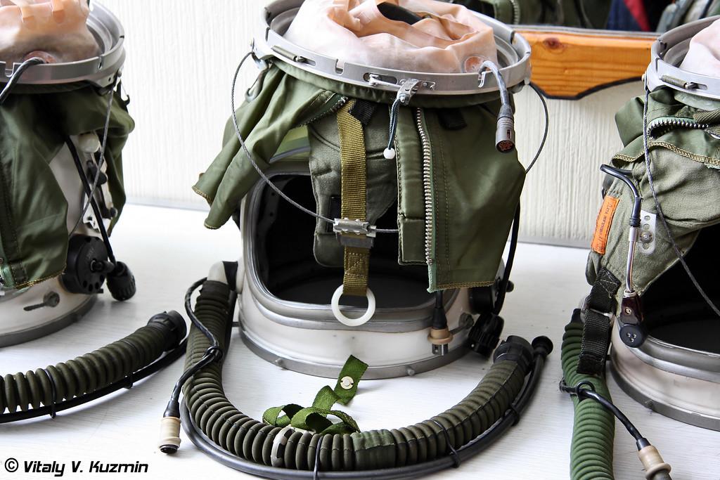Гермошлем ГШ-6 (GSh-6 pressure helmet)