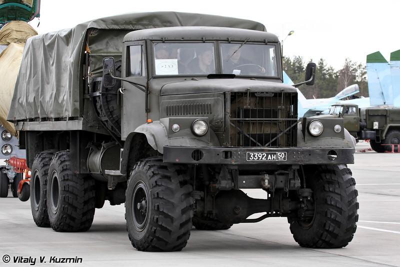 КрАЗ-255Б (KrAZ-255B)