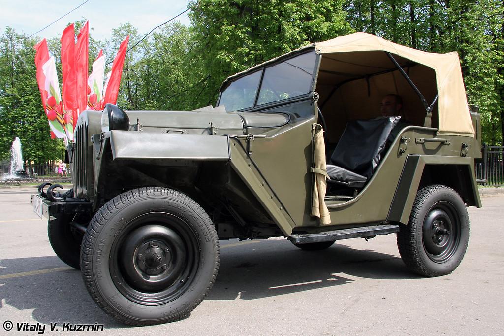 ГАЗ-67Б (GAZ-67B)