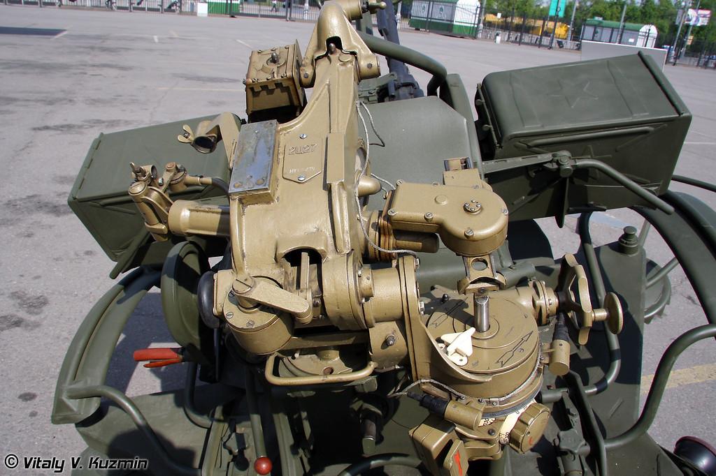 23-мм спаренная зенитная установка ЗУ-23-2 (ZU-23-2)
