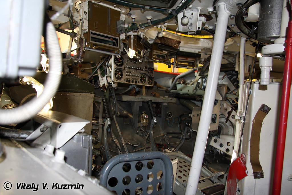 Класс изучения устройства БМД-1 (BMD-1)