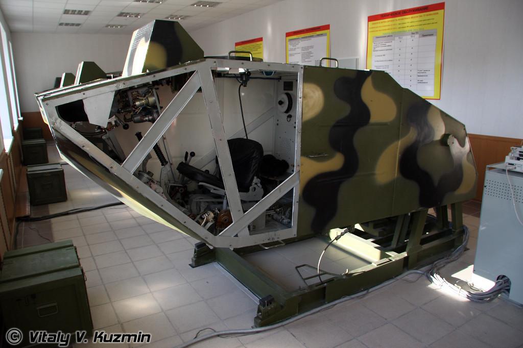 Тренажеры вождения БМД (BMD simulators)