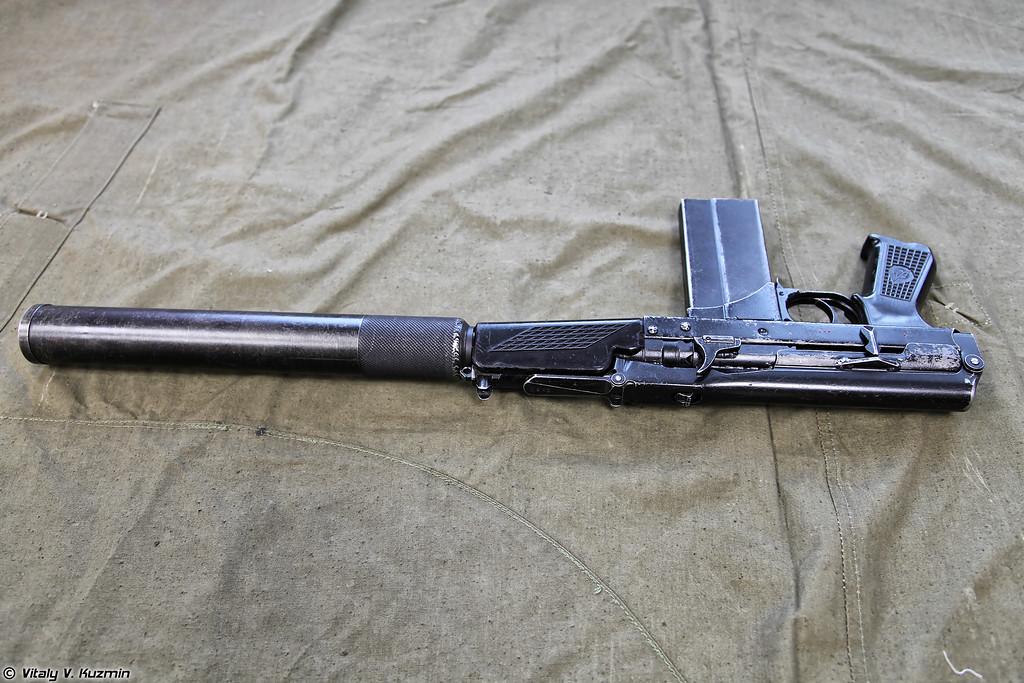 9х39 малогабаритный автомат 9А-91 (9x39 compact assault rifle 9A-91)